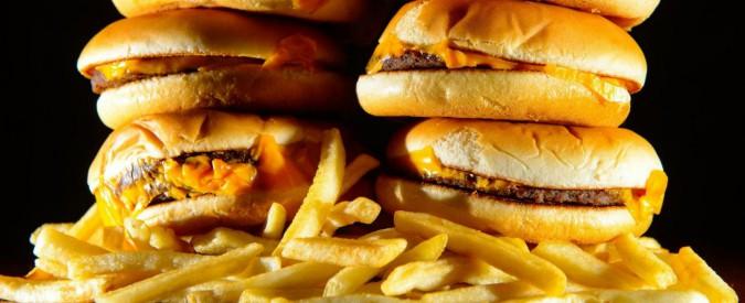 """Il cibo dei fast food?""""È come un'infezione per il nostro corpo"""""""