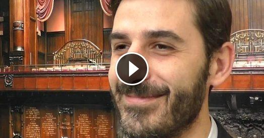 Discorso Camera Villarosa : Movimento stelle camera alessio villarosa ospite a skytg