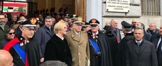 """Consip, l'addio dell'indagato Del Sette. Il generale Nistri: """"Tempo galantuomo"""" e il ministro Pinotti: """"Servitore dello Stato"""""""