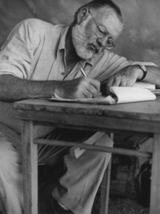 La vera storia del romanzo più breve del mondo (che non è di Hemingway)