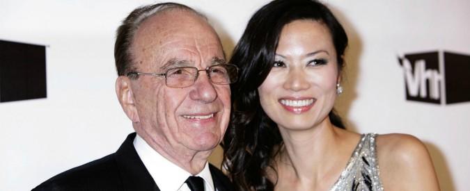 """Wendi Deng, 007 Usa avvertirono Jared Kushner, genero di Trump: """"L'ex moglie di Murdoch è un'agente della Cina"""""""