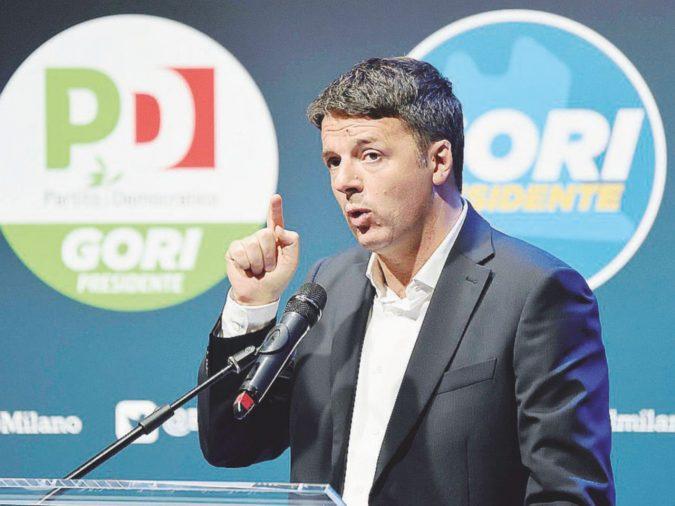 Il Pd mette insieme la mezza coalizione, ma senza i verdiniani