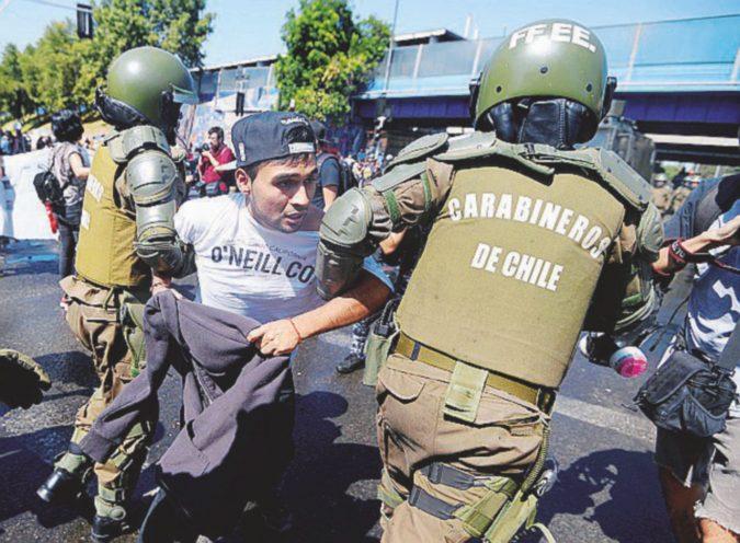 Ai cileni la scusa papale sui pedofili non basta