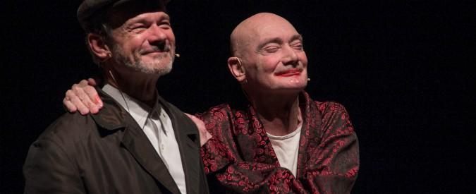 'Ombre folli' a Bologna, il contrasto tra natura e senso di colpa nel teatro di Scaldati