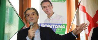 """Elezioni Lombardia, Fontana: """"Razza bianca? Espressione infelice, me ne dolgo"""". Gori: """"Non era una gaffe"""""""