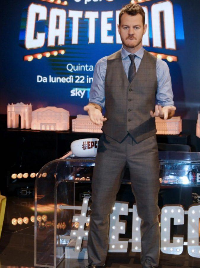 """Epoi c'è Cattelan, torna il late show di SkyUno: """"È il collutorio della tv italiana. Dopo averlo visto, si va a dormire con leggerezza"""""""