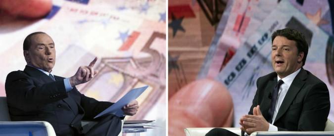 """Debito pubblico, i piani gemelli di Forza Italia e Pd per tagliarlo al 100% del pil """"vendendo il patrimonio dello Stato"""""""