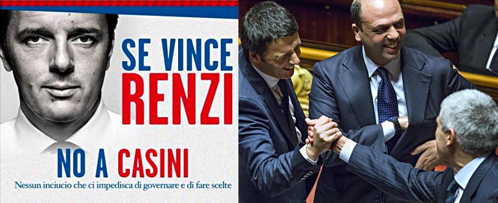Casini, Renzi dà il via libera alla candidatura a Bologna con il Pd. Verso la sfida con gli ex dem Bersani o Errani