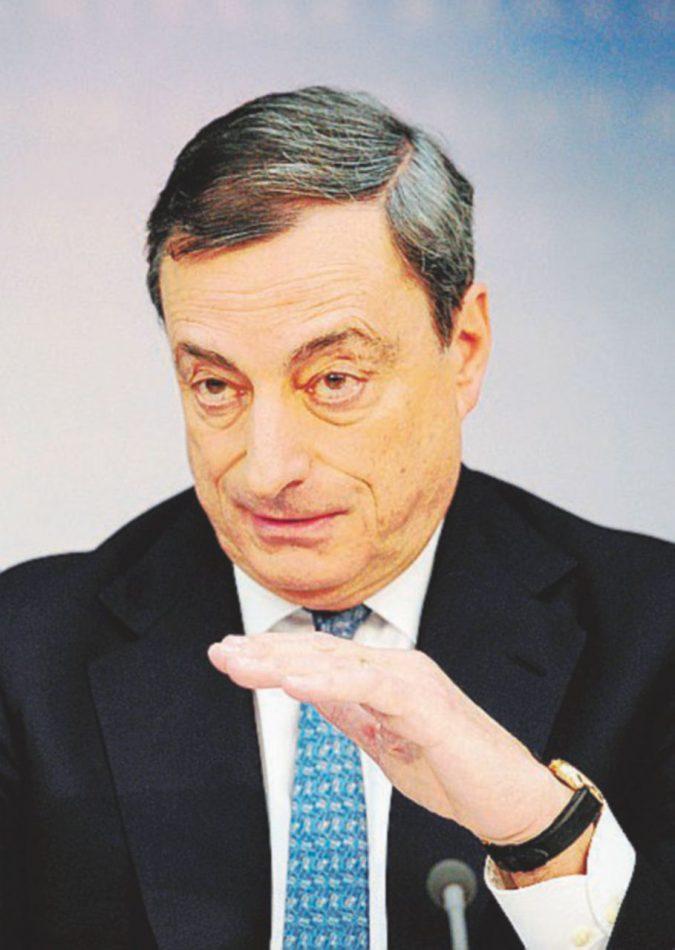 """""""Draghi smetta di andare alle riunioni con i banchieri del Gruppo dei Trenta"""""""