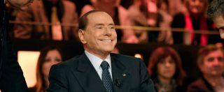 """Elezioni, Berlusconi come De Benedetti: """"Renzi? Una promessa in cui ho creduto"""". E su Di Maio: """"Bel faccino, ma inadatto"""""""