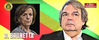 """Elezioni, Brunetta: """"Legge Fornero? E' giusto cancellarla"""". Ma su La7 Berlusconi dice una cosa diversa"""