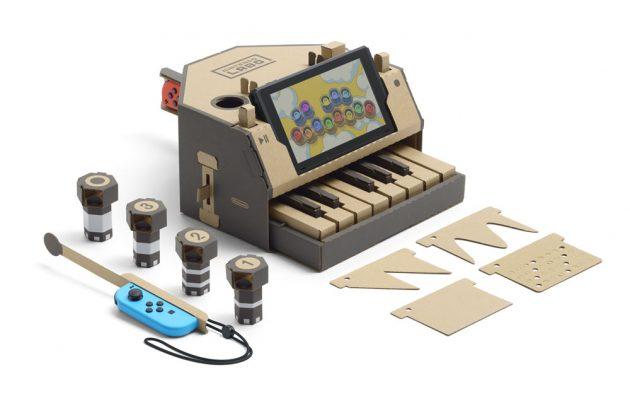 Nintendo Labo: gioco e videogioco si incontrano sotto la forma di kit assemblabili