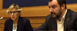 """Elezioni, Salvini: """"Bongiorno candidata. Non è riciclata della politica"""". E lei: """"Vaccini? Condivido posizione della Lega"""""""