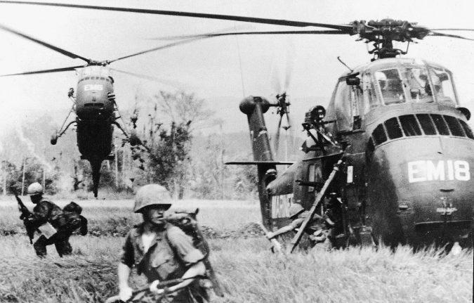 """""""Pentagon Papers"""": le balle di Johnson & C. svelate da un marine"""