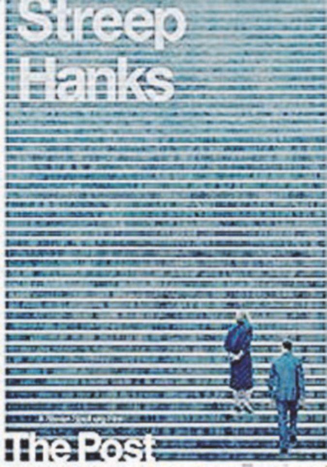 Il film di Spielberg con Hanks e Streep