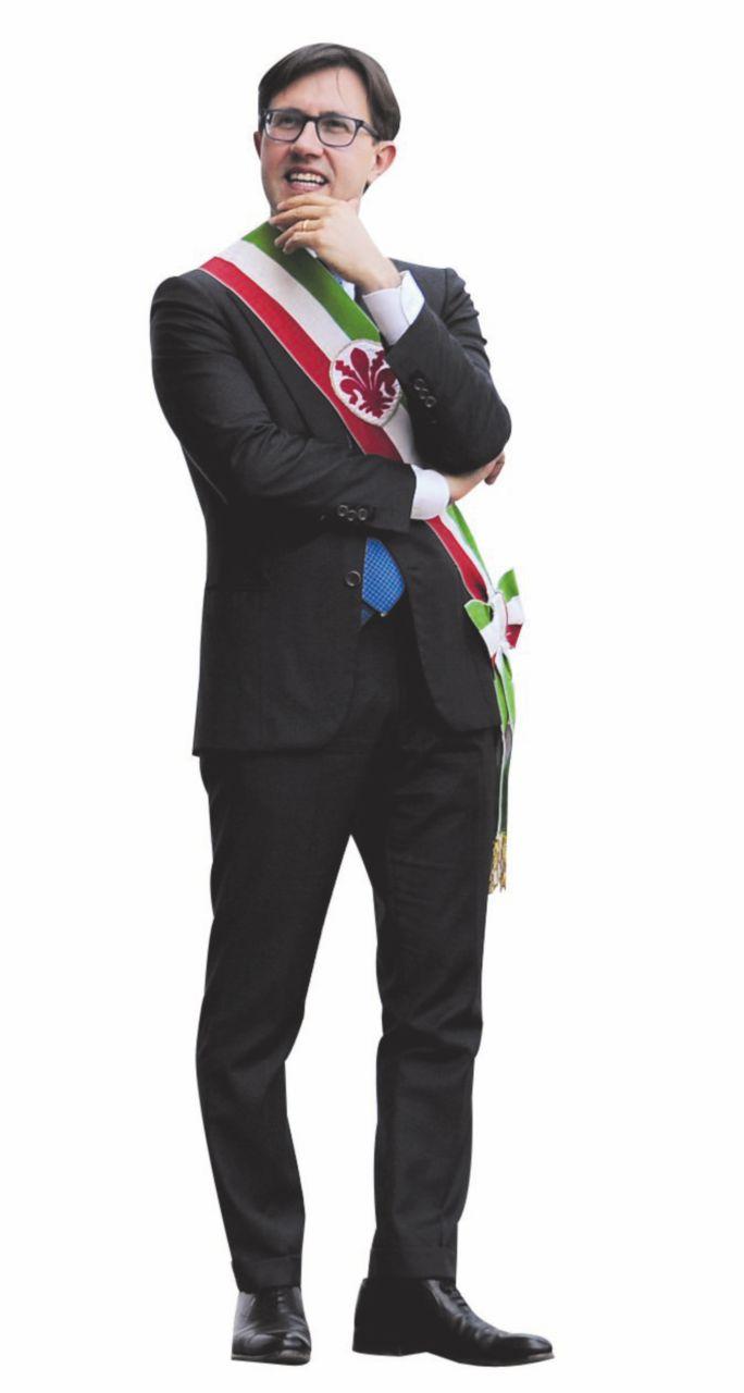 Il sindaco di Firenze Dario Nardella
