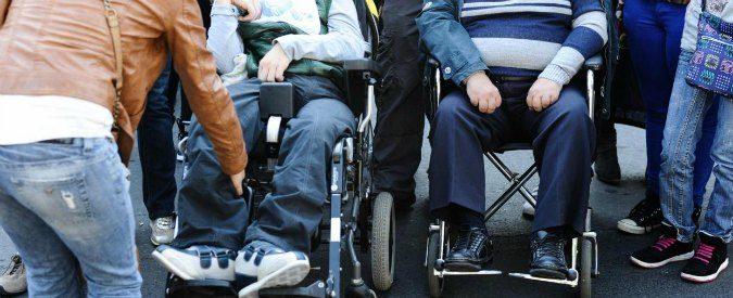 Elezioni 2018, un disabile italiano vive in emergenza. All'esercito dei candidati interessa?