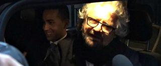 M5s, Grillo: 'Parlamentarie? Se ci sono errori, recuperiamo'. E su Casapound: 'Nazisti che fanno finta di essere normali'