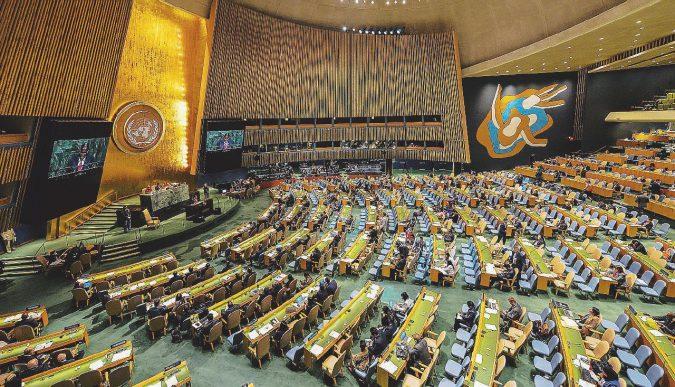 Nazioni Unite in nome delle violenze sessuali