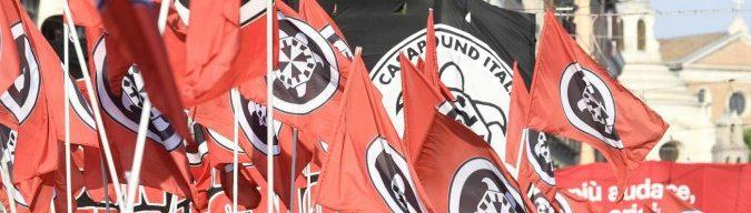 Elezioni, i candidati di CasaPound: l'avvocato di Licio Gelli, gli amici di Roberto Spada e condannati per aggressione
