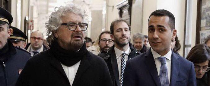 """Grillo e Di Maio scrivono insieme sul blog: """"Alleanze? Apertura sui temi. I giornali si inventano fratture mai state"""""""
