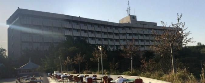 Afghanistan, attacco terroristico all'hotel Intercontinental di Kabul: 18 morti
