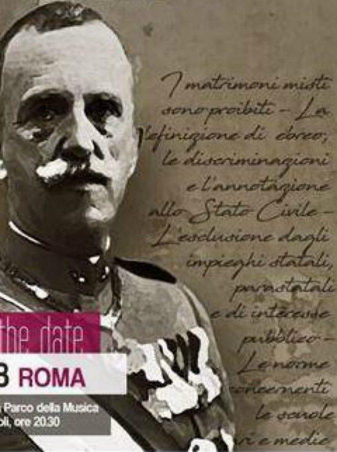 Leggi razziali vittorio emanuele iii condannato 80 anni for Chi fa le leggi in italia