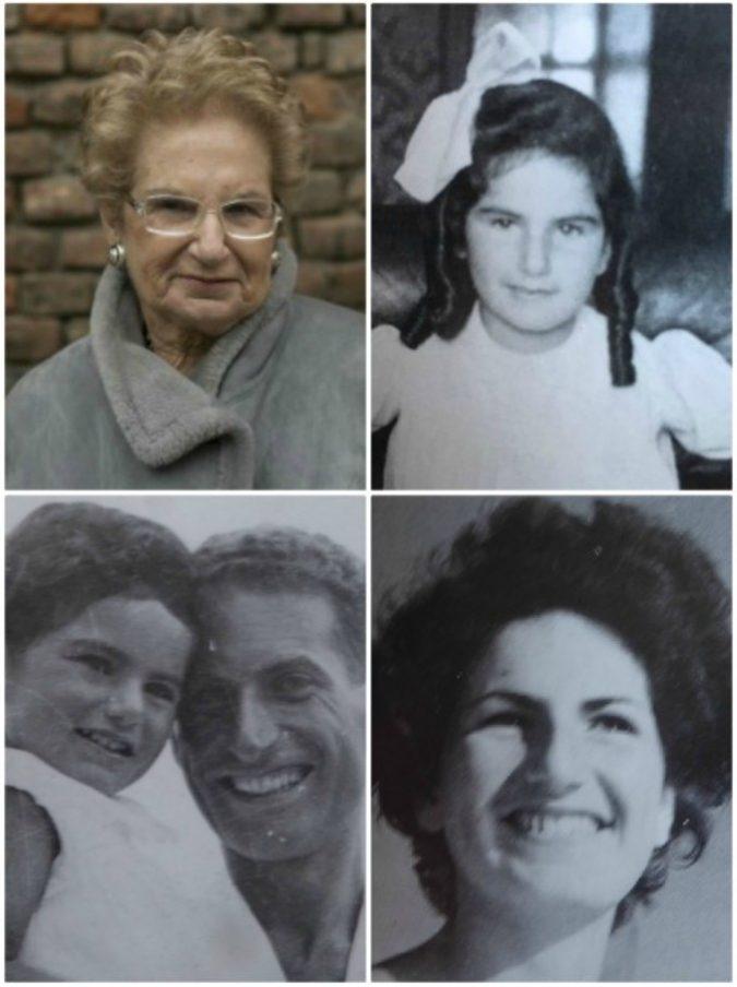 """Liliana Segre torna al binario 21 e racconta il suo viaggio verso Auschwitz: """"Qui ho smesso di essere una bambina come le altre"""""""