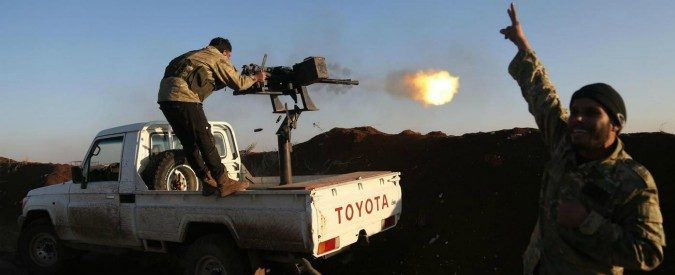 Siria, Erdogan bombarda Afrin. La resistenza dei curdi ci riguarda e va sostenuta
