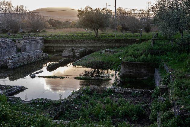 Latina, il parco archeologico (nell'acqua) che non apre mai: spesi circa 3,7 milioni di euro per un progetto nato nel 1984