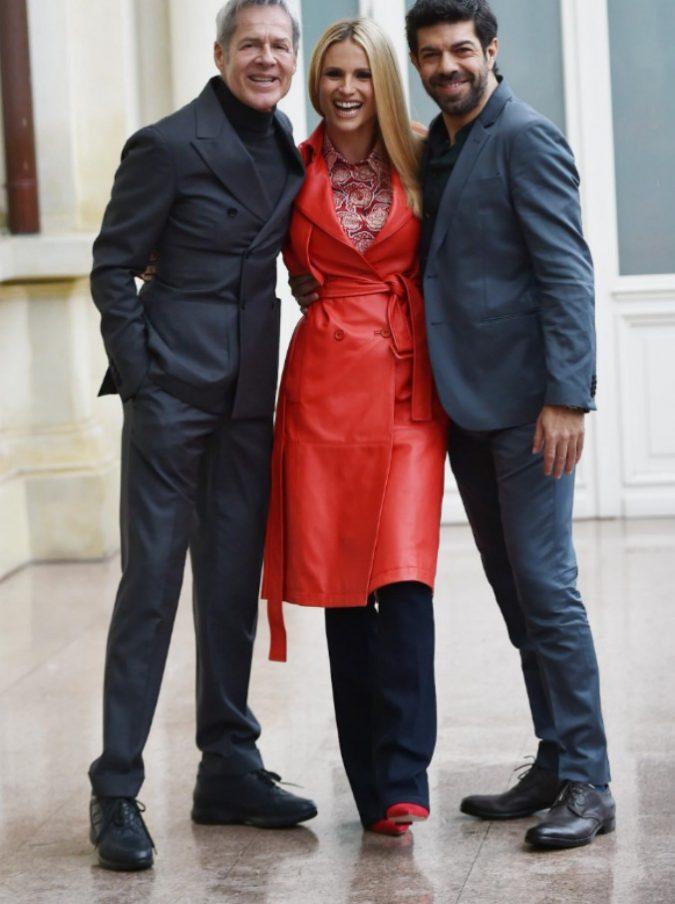 Sanremo 2018, Claudio Baglioni presenta il suo festival: Laura Pausini in forse, braccio di ferro con Fiorello