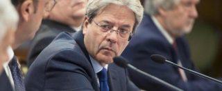 """Macerata, Gentiloni contraddice Minniti: """"Non scambiare situazione migratoria con quella della sicurezza"""""""