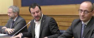 """Elezioni, Salvini candida gli economisti 'No euro' Bagnai e Borghi: """"Basta diktat dall'Ue"""""""