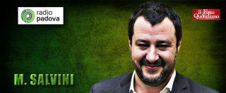 """Elezioni, Salvini: """"Lega è unico argine al razzismo, è evidente a tutti. Chiamerò portavoce Vescovi italiani"""""""