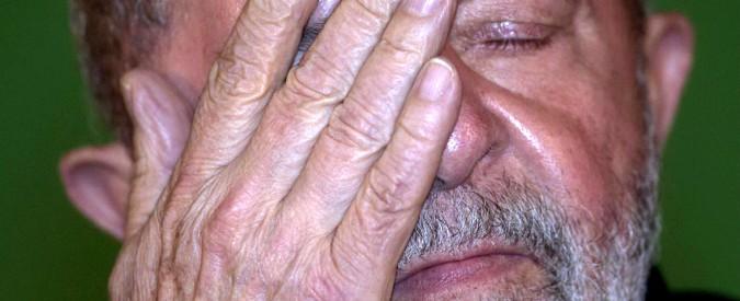 """Brasile, Lula condannato a 12 anni: non potrà essere rieletto. """"Sentenza politica"""""""