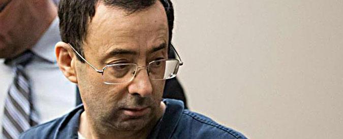 Usa, condannato ex medico della nazionale di ginnastica. Rischia fino a 175 anni di carcere