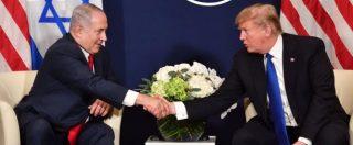 Davos, Trump ai palestinesi: 'Niente fondi se non tornate al tavolo dei negoziati'