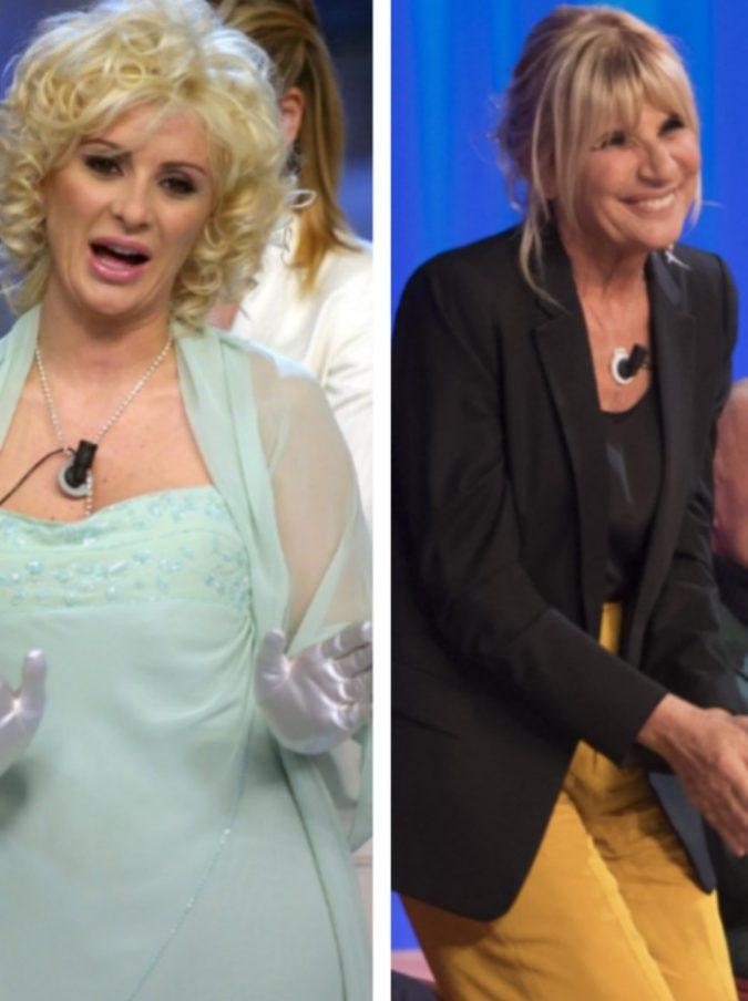 """Uomini e Donne, là dove domina il trash. Tina Cipollari e Gemma Galgani litigano di nuovo: """"Ti strozzo"""", """"Brava, come una gallina"""""""