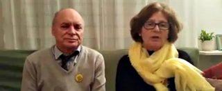 """Regeni, videomessaggio dei genitori a due anni dalla morte: """"È con la verità completa che si arriva alla giustizia"""""""