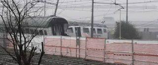 Incidente ferroviario di Pioltello, indagati 4 tecnici Rfi addetti alla manutenzione