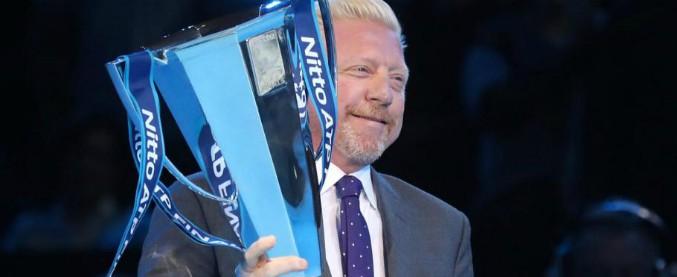 Boris Becker, l'ex campione di tennis è in bancarotta: vuole vendere i suoi trofei, ma li ha persi