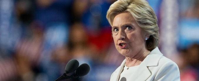 """Molestie sessuali, New York Times: """"Hillary Clinton coprì un suo consigliere nella campagna elettorale del 2008"""""""
