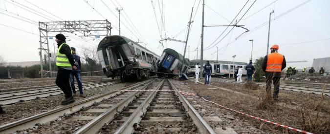 Treno deragliato a Pioltello, primi quattro indagati per disastro ferroviario: ci sono ad Rfi e Trenord
