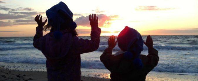 Genitori ma spiriti liberi, si può viaggiare con zaino in spalla anche con i figli
