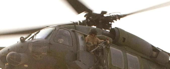 Iraq, 8 persone uccise per errore da un elicottero americano. Anche 11 feriti