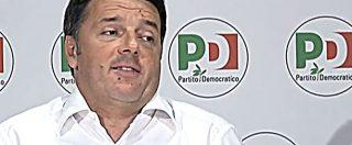 """Liste Pd, Matteo Renzi: """"Convinti di aver messo in campo la miglior squadra per vincere le elezioni"""""""
