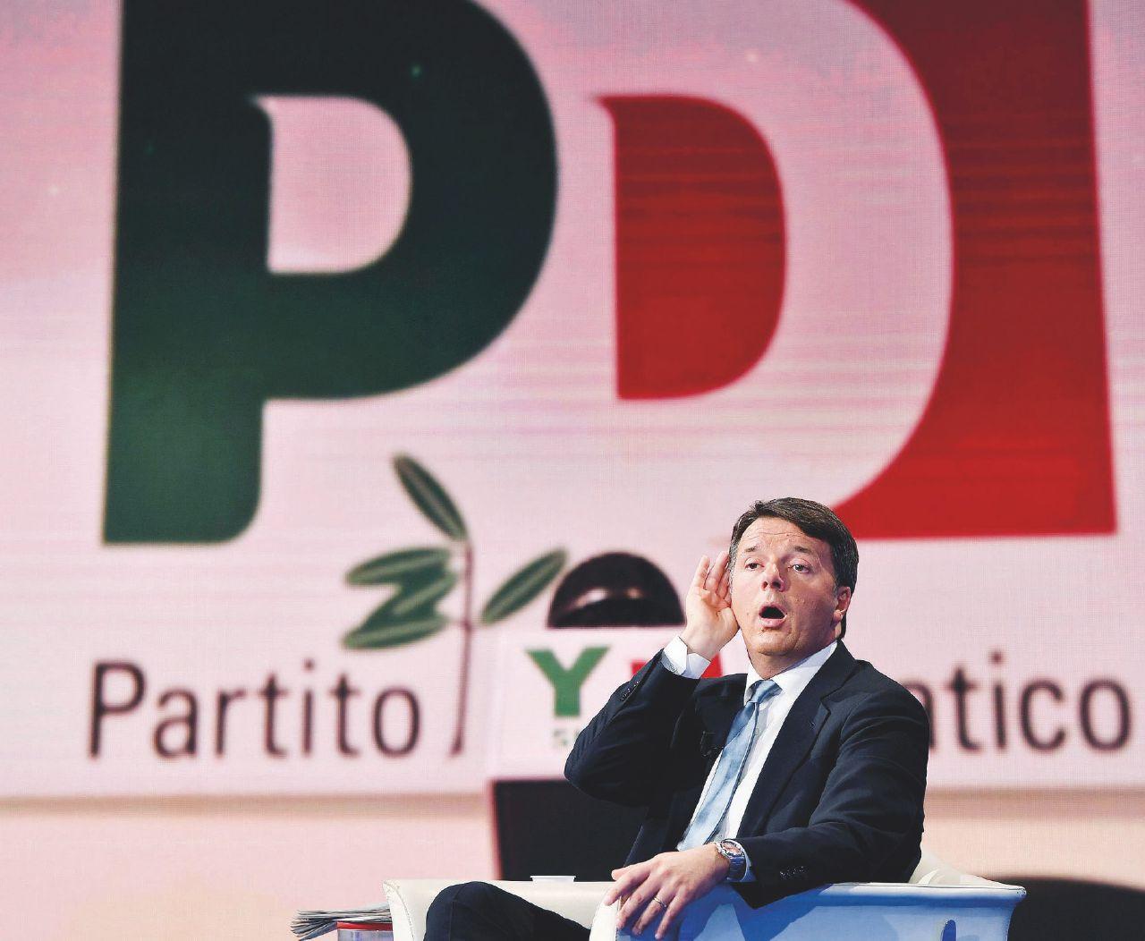 In Edicola sul Fatto Quotidiano del 28 gennaio: Renzi si barrica in Parlamento: il Pd è solo lui