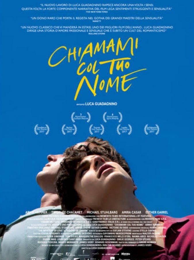 Ciak d'oro, i vincitori – Chiamami con il tuo nome miglior film, cinque premi ad Ammore e Malavita