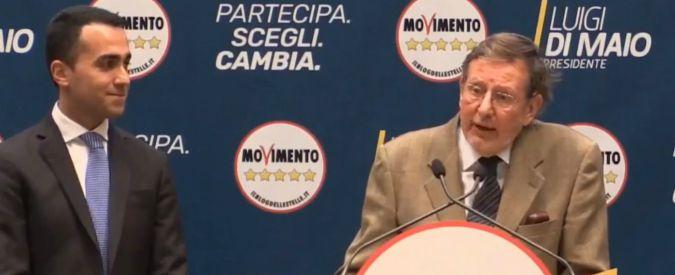 M5s, da Fioravanti a De Falco e gli ex eletti: i candidati uninominali. Salta l'ammiraglio e c'è anche un ex iscritto Pd