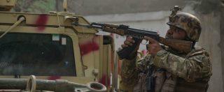 """Kabul, nuovo attentato: bombe e raffiche di mitra contro l'accademia militare. """"Almeno 11 morti"""". L'Isis rivendica"""